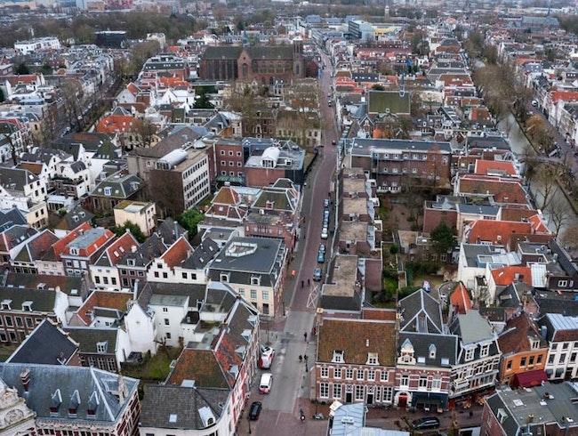 The Best Views of Utrecht