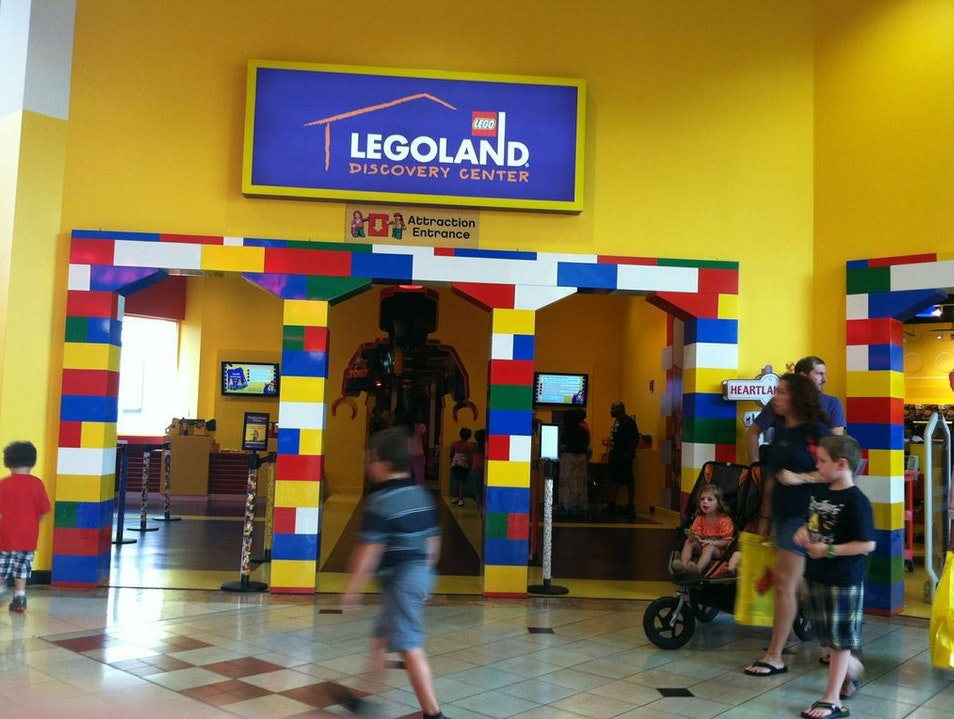 Building Memories at Legoland Discovery Center Atlanta Georgia United States