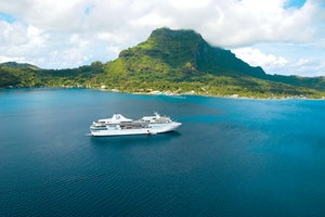 Cruising around French Polynesia