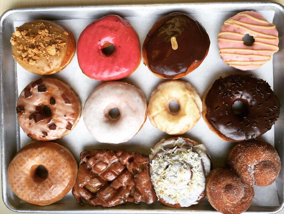 Glazed Gourmet Doughnuts Charleston South Carolina United States
