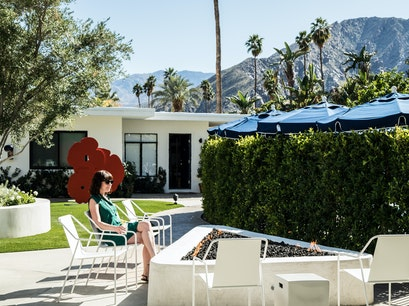 Holiday House Palm Springs Palm Springs California United States