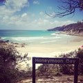 Honeymoon Bay Moreton Island  Australia