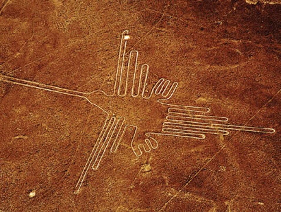 Mystery of the Nazca Lines Nasca  Peru