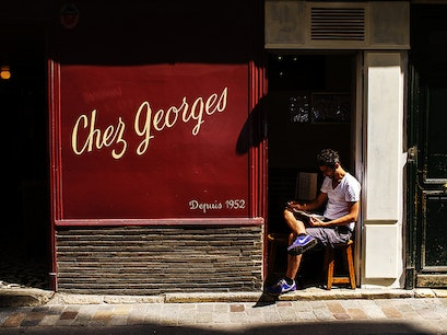 Chez Georges Paris  France