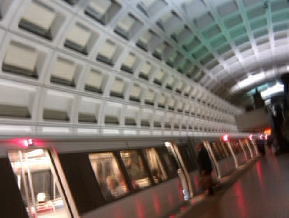 Just a Blur Washington, D.C. District of Columbia United States