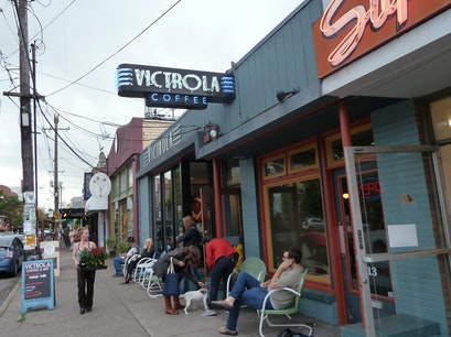 Victrola Coffee Seattle Washington United States