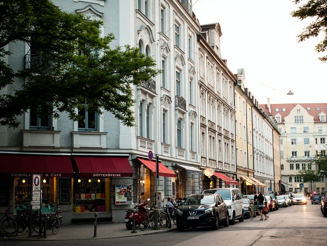 Prettiest Neighborhood in Munich
