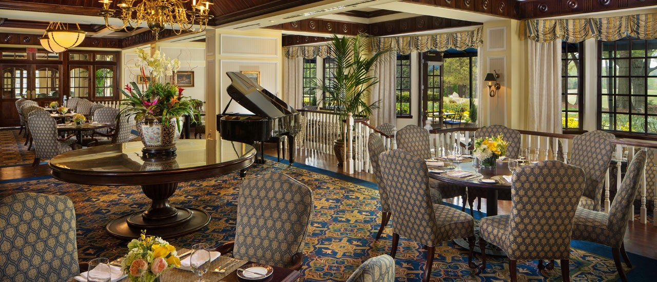 Awesome The Fairview Dining Room At The Washington Duke Inn: A Private Club Of Your  Own