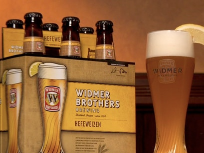 Widmer Brothers Brewing Company Portland Oregon United States