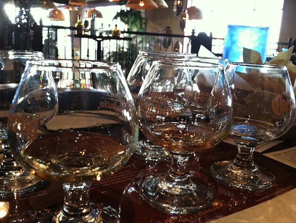 Tequila Tastings and Mexican Meals