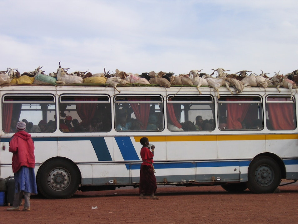 A bus for all Djenne  Mali