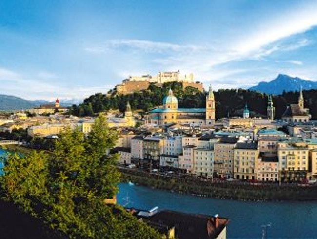 A Walk of Discovery through Salzburg