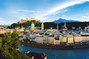 Self-Guided Walking Tour of Salzburg