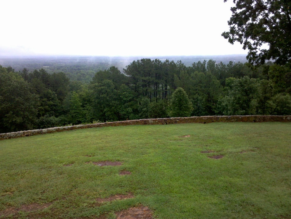 Love's Lookout Atop the Pines Jacksonville Texas United States