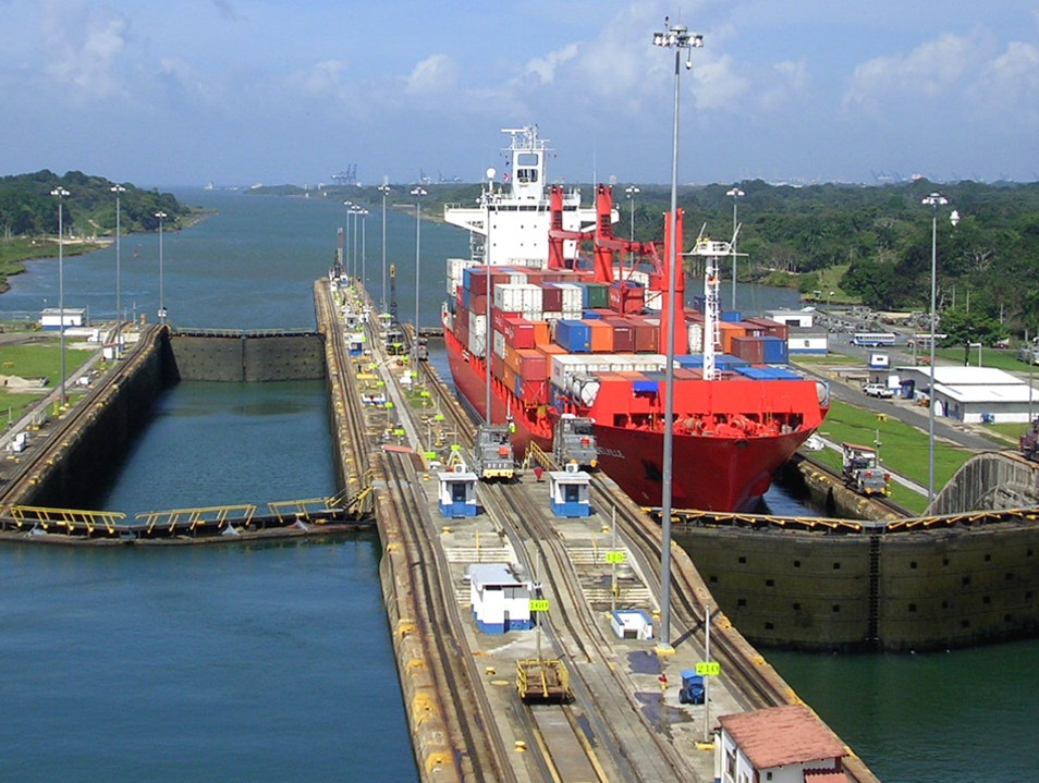 Take a Day Tour of the Panama Canal Gamboa  Panama