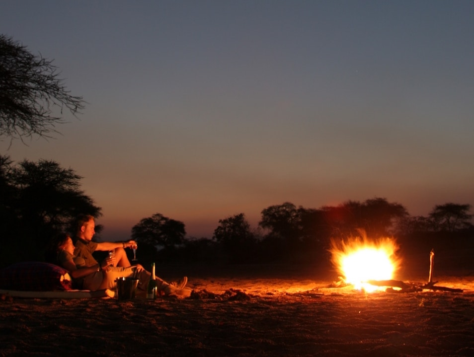 Sleep under the Stars in Ruaha National Park Iringa  Tanzania