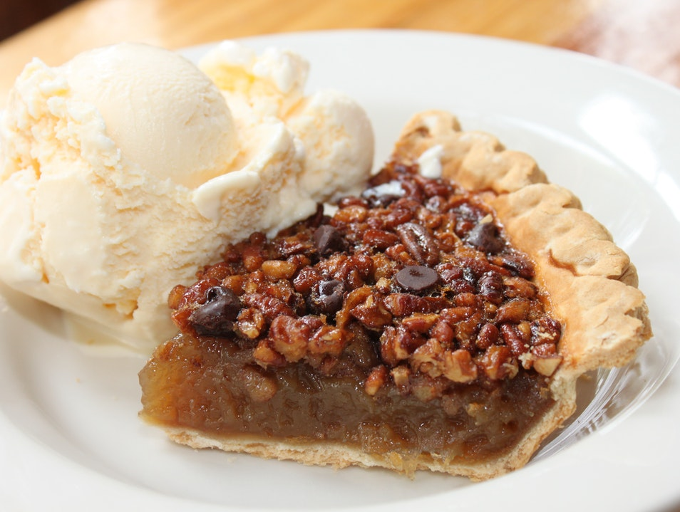 Pie by the Riverside New Braunfels Texas United States