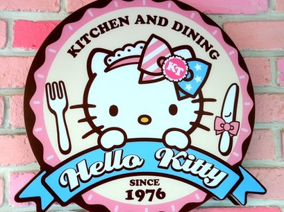 Hello Kitty Sweets Taipei  Taiwan