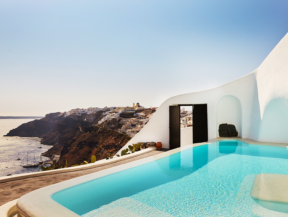 Perivolas Hotel Thira  Greece