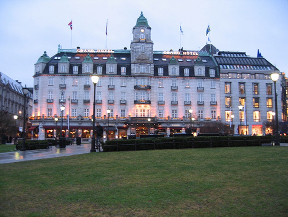Sleep in Style at Oslo's Grand Hotel Oslo  Norway