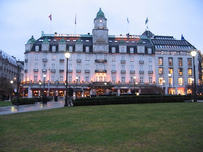 Grand Hotel Oslo Oslo  Norway