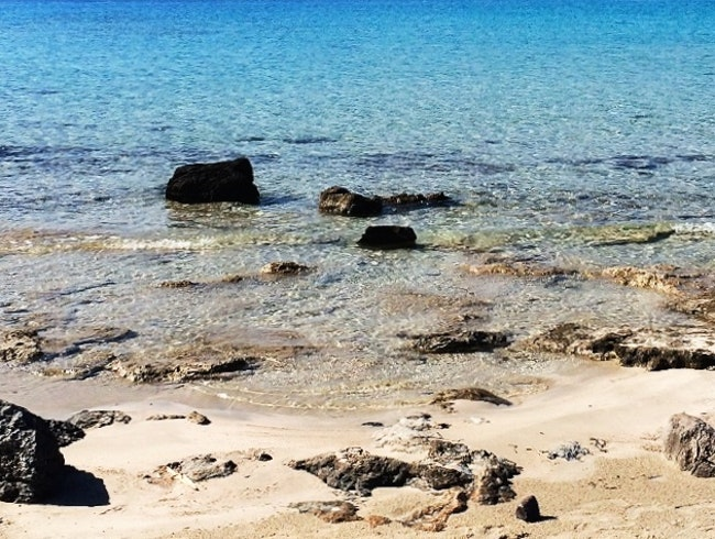 Sit Back at one of Greece's Undiscovered Beaches