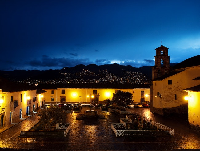 Cusco Sunset