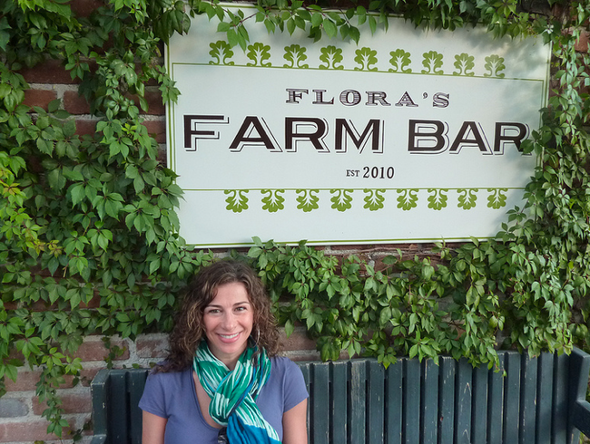 Feast from Farm to Table at Flora's Field Kitchen
