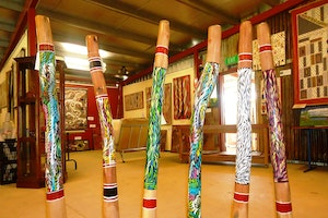 The Didgeridoo Hut and Art Gallery