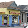 La Macarena Pupuseria & Latin Cafe New Orleans Louisiana United States