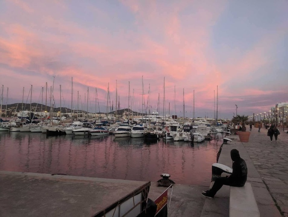 Ibiza in the Off Season: Catch a Sunset Sant Joan de Labritja  Spain