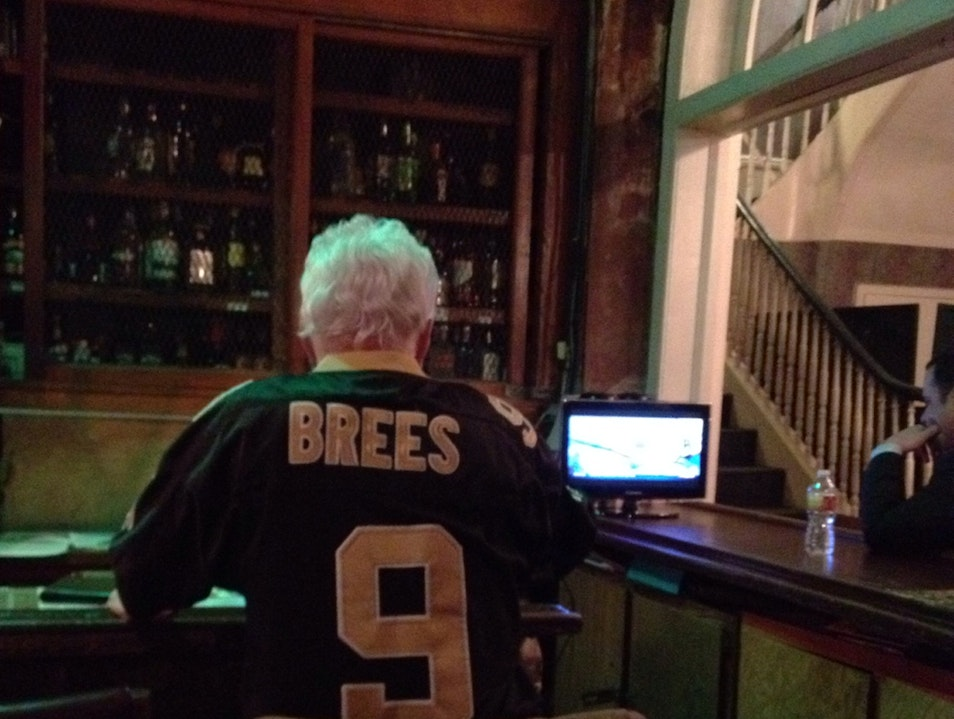 New Orlean's Saints Game New Orleans Louisiana United States