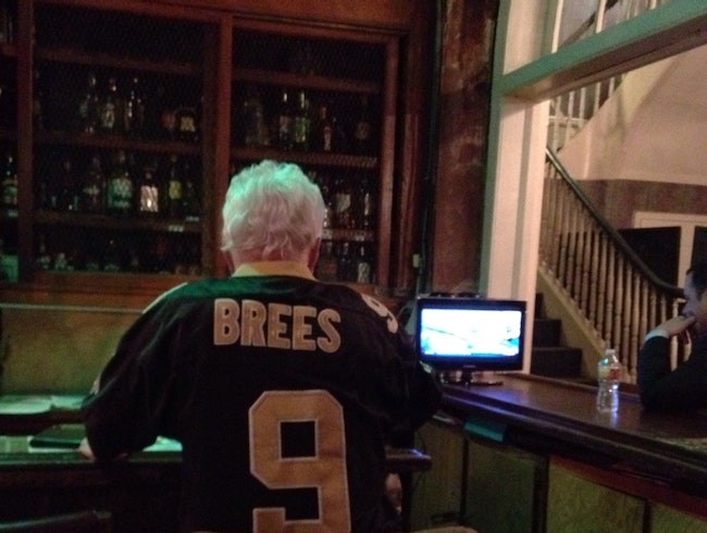 New Orlean's Saints Game