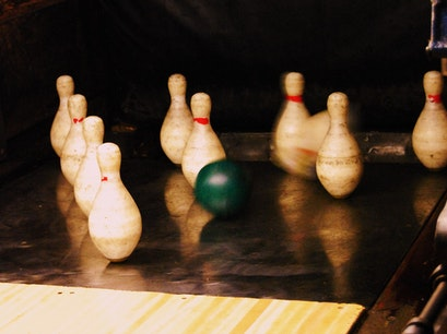 Patterson Bowling Center Baltimore Maryland United States