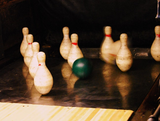 Duckpin Bowling in Baltimore