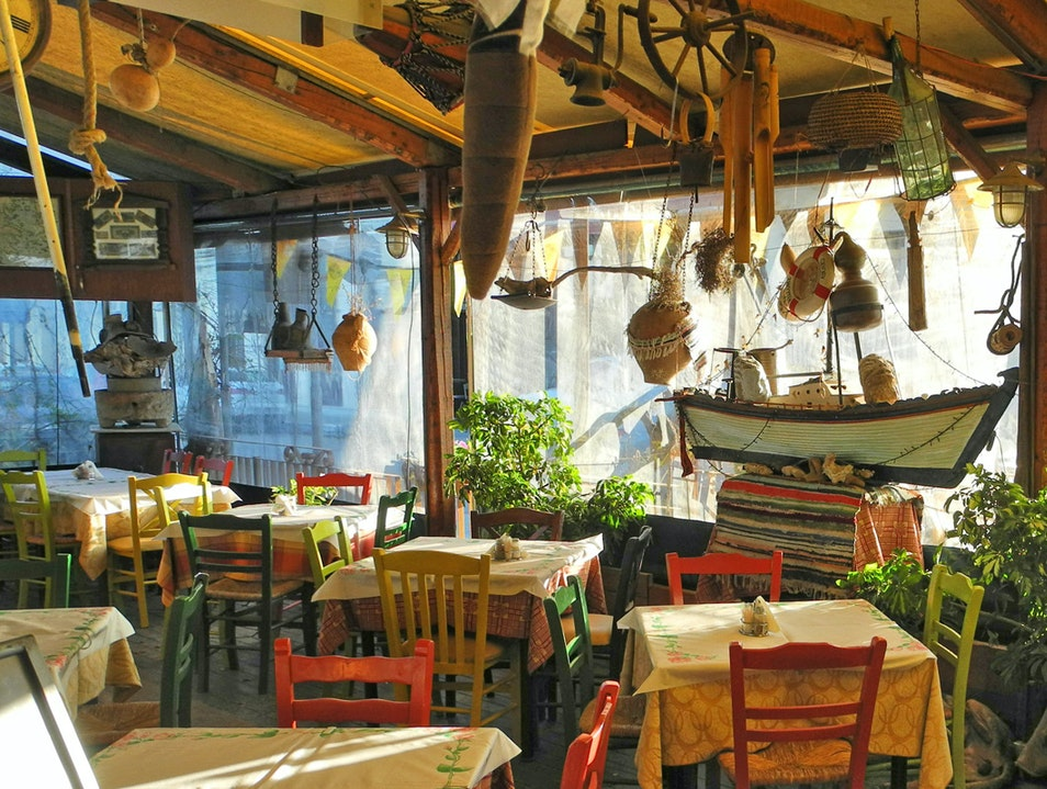 Taverna Barba Sideris Githio  Greece