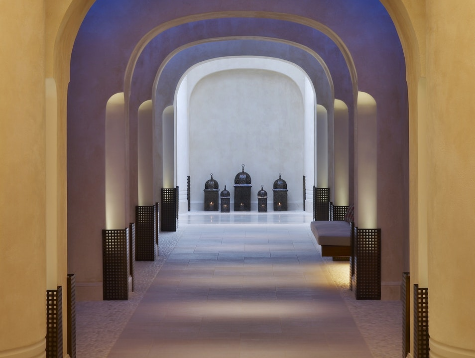 Ancient Healing Remedies at Anazoe Spa, Greece Costa Navarino  Greece