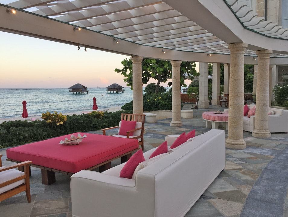 The Balanese Spa at Pink Sands Club, Canouan Island