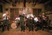 Hot jazz at historic Preservation Hall New Orleans Louisiana United States