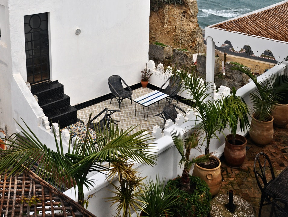 Perfection in the heart of Tangier's Kasbah