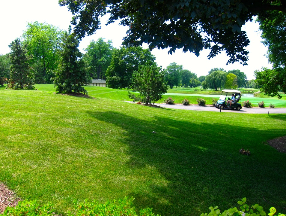 Salt Creek Golf Club  Wood Dale Illinois United States