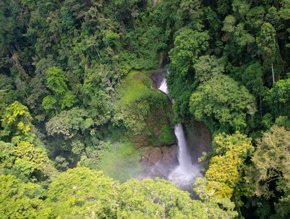 Exploring Lake Sebu's Seven Waterfalls