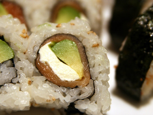 A Sushi Staple