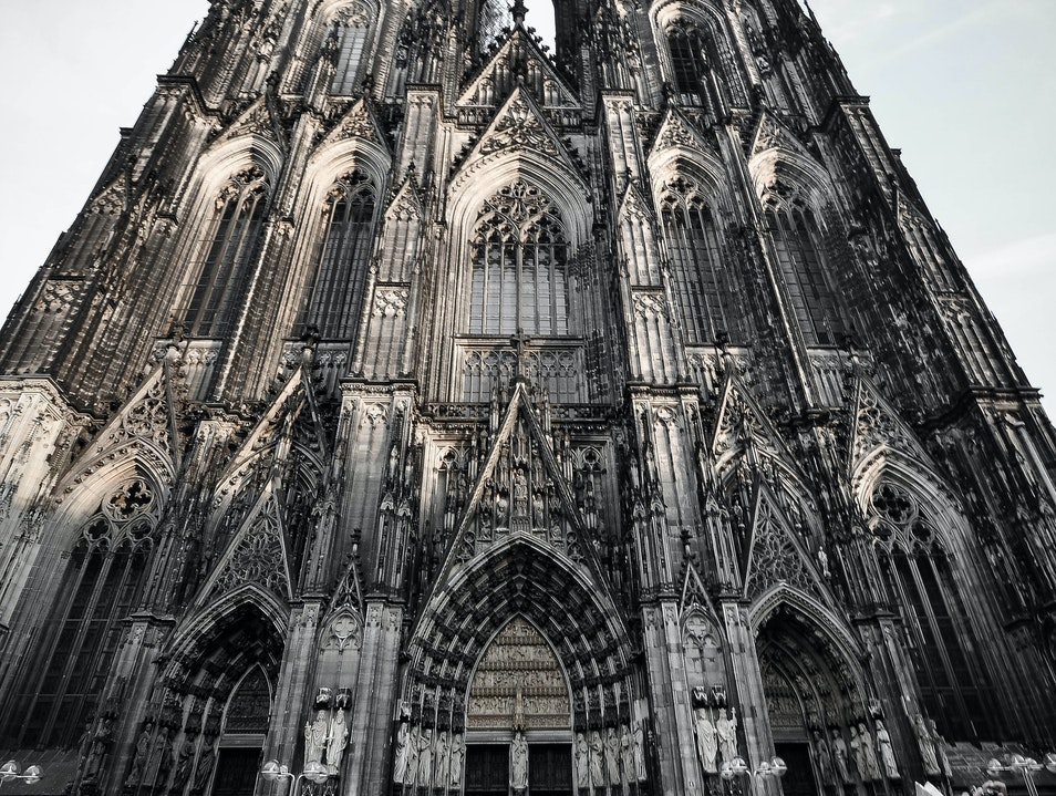 Kolner  Dom  Cologne  Germany
