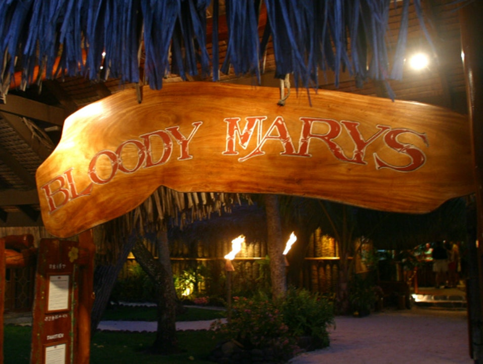 Bloody Mary's Restaurant