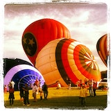 Annual Alabama Jubilee Hot Air Balloon Festival