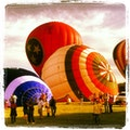 Annual Alabama Jubilee Hot Air Balloon Festival  Decatur Alabama United States