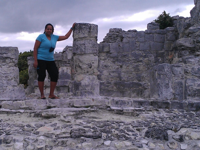 Explore Mayan Ruins in Cancun