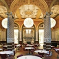 The Main Cafe at the V&A Museum London  United Kingdom