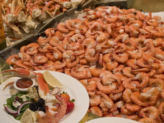 Indulge in Fresh Seafood in a Landlocked State